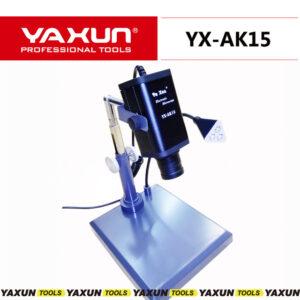 MICROSCOPIO DIGITAL USB -YAXUN- AK15