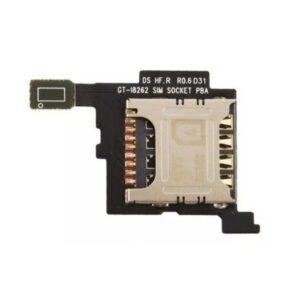 CONECTOR DE SIM S CORE – I8260