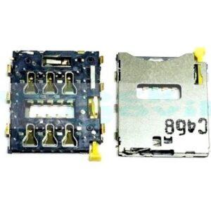 CONECTOR DE SIM SO Z3 – D6653 / D6603