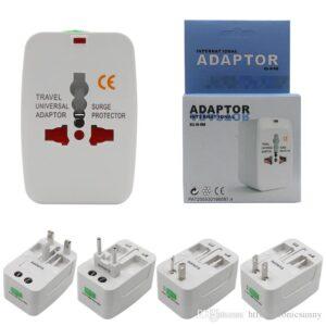 ADAPTADOR 220V INTERNACIONAL VIAJERO AX-097
