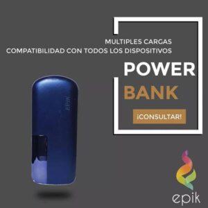 POWER BANK MOD70 10.000 MAH