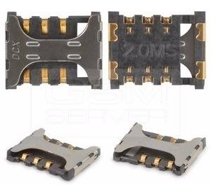 CONECTOR DE SIM S J710 CO