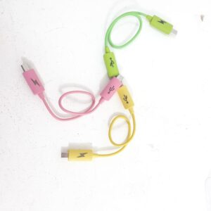 CABLE USB MOD67 – 2 PUNTAS – V8/V8