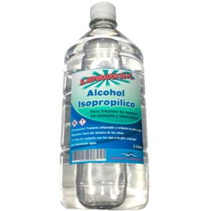 ALCOHOL ISOPROPILICO – 1LT