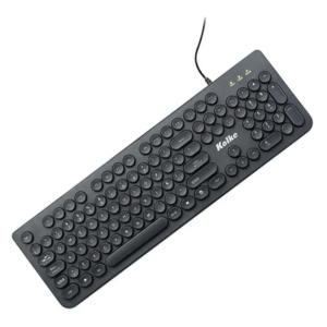 TECLADO USB KOLKE KET-1342 TECLAS REDONDAS