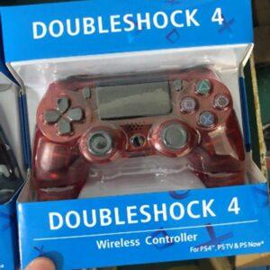JOYSTICK PS4 – CRYSTAL RED