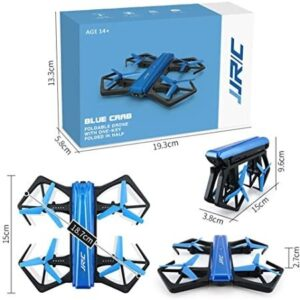 DRONE BLUE CRAB DR-H43WH