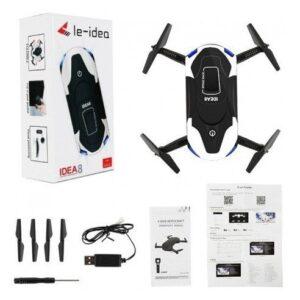 DRONE IDEA8 QUADCOPTER C/CAMARA HD