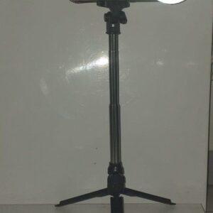 BASTON SELFIE TRIPODE MOD31 BT + LUZ LED SELFIE