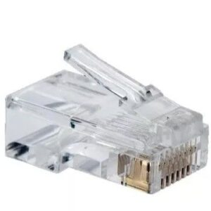 CONECTOR FICHA RJ45 X UNIDAD