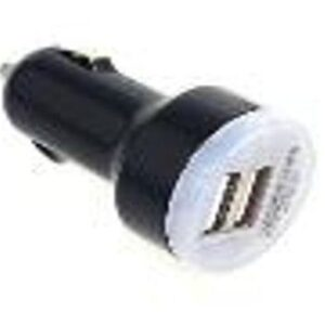 CARGADOR KOLKE P/AUTO 2 USB