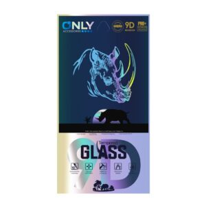 FILM GLASS 9D MOTO G7 PLUS