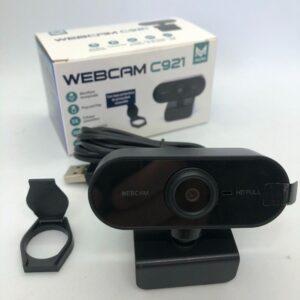 WEB CAM FULL HD 1080 CONEXIÓN USB