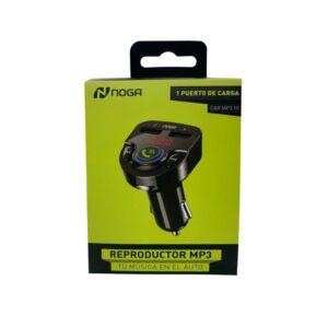 TRANSMISOR MP3-BT DE AUTO NOGA – MOD.CAR MP3 10