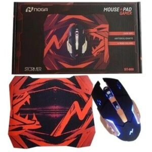 COMBO NOGA PAD + MOUSE CON CABLE – ST-800
