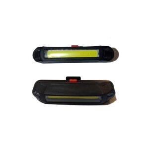 LUZ LED PARA BICICLETAS – QJ-4115 – RECARGABLE