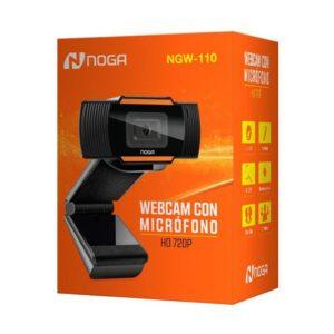 WEBCAM 720 HD WESDAR – MOD.WC720 CON MICROFONO INCORPORADO